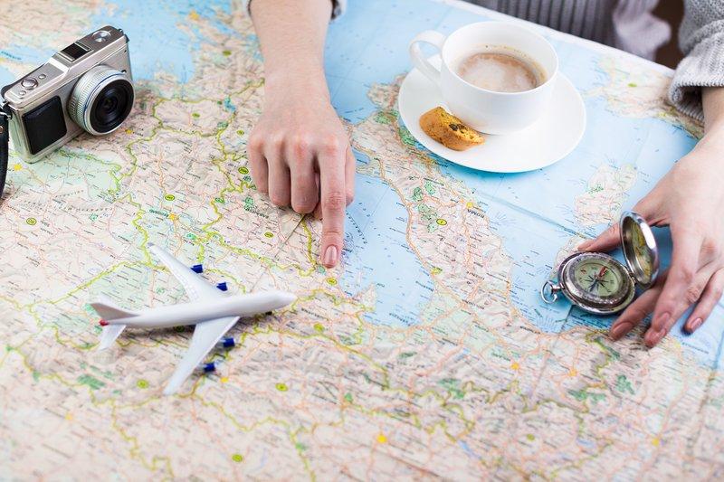 Travel plans ESL EFL Lesson Plan and Worksheet